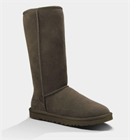 Picture of UGG Australia Boots Classic Tall Chocolate