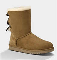 Picture of UGG Australia Boots Bailey Bow Chestnut