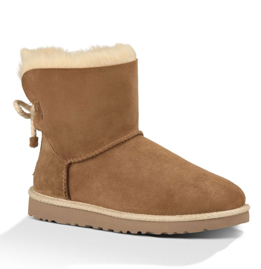 UGG (formerly UGG Australia) is an American footwear company and a division of Deckers Brands.. UGG is a registered trademark in the United States and over other countries for footwear, as well as bags, clothing, outerwear, home goods and other products.
