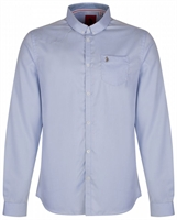 Picture of Luke 1977 Shirt Brill Twill Sky White