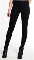 Picture of Superdry Ladies Jeans Alexia Jegging Black