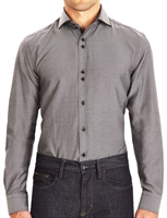 Picture of Guide London Shirt LS74081 Charcoal
