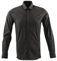 Picture of Guide London Shirt LS72187 Black