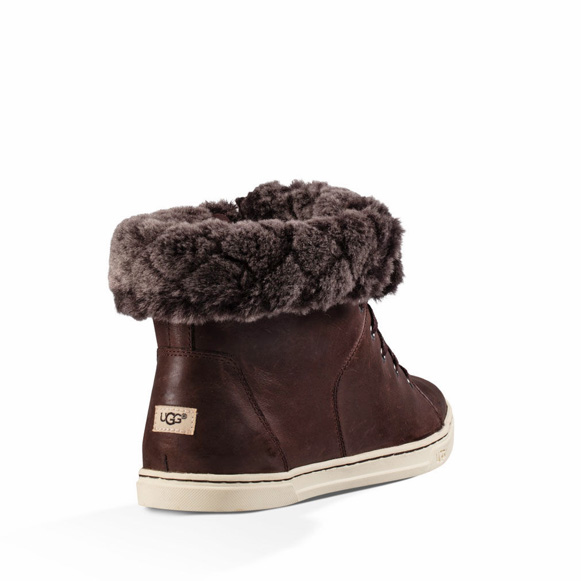 Ugg Australia Shoes Croft Luxe Quilt Espresso Fredericks