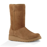 Picture of UGG Australia Boots Amie Classic Slim Chestnut