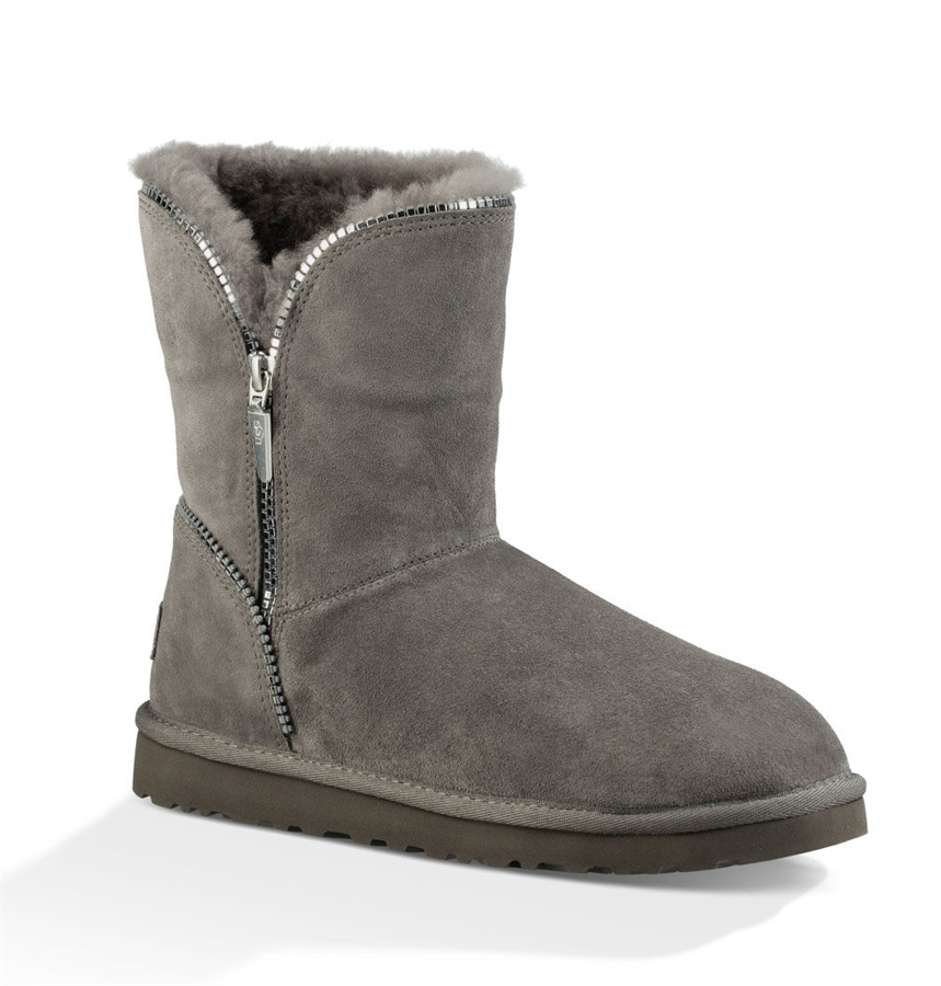 ugg australia boots florence grey fredericks cleveleys. Black Bedroom Furniture Sets. Home Design Ideas