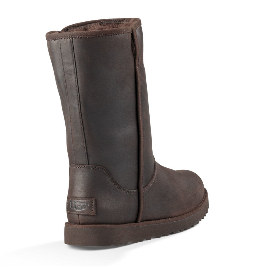 ugg australia boots leather stout fredericks
