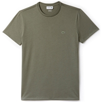 Picture of Lacoste T-Shirt Pima Cotton Army