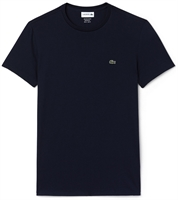 Picture of Lacoste T-Shirt Pima Cotton Navy Blue