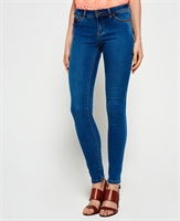 Picture of Superdry Ladies Jeans Alexia Jegging Royal Blue
