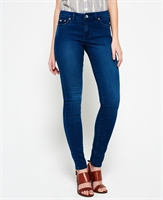 Picture of Superdry Ladies Jeans Alexia Jegging Midnight Sky