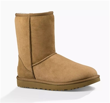 Picture of UGG Australia Boots Classic Short II Chestnut