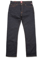 Picture of Pretty Green Jeans Burnage Regular Fit Rinse Wash