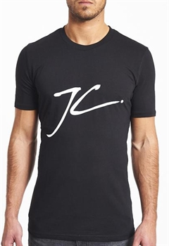 Picture of Jameson Carter T-Shirt Large JC Black