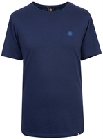 Picture of Pretty Green T-Shirt Cotton Navy