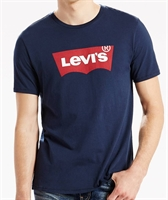 Picture of Levi's T-Shirt Housemark Tee Dress Blues