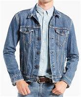Picture of Levi's Jacket The Trucker Denim The Shelf