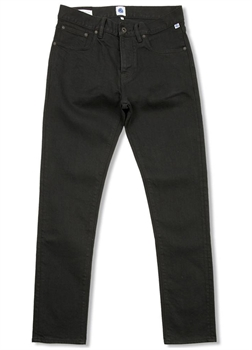 Picture of Pretty Green Jeans Skinny Fit Black Rinse