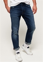 Picture of Superdry Jeans Daman Straight Sixways Mid Blue