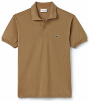 Picture of Lacoste Polo Shirt Original L.12.12 Dark Kraft