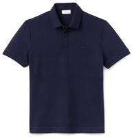 Picture of Lacoste Polo Shirt Paris Stretch Navy Blue