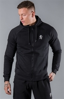Picture of Gym King Hoody GK Core Plus Tracksuit Top Black