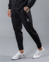 Picture of Gym King Joggers GK Core Plus Tracksuit Bottoms Black