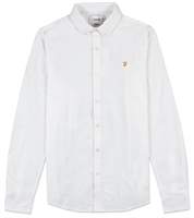 Picture of Farah Shirt Brewer White