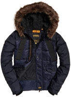 Picture of Superdry Jacket Chinook Navy