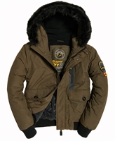 Picture of Superdry Jacket Everest Bomber Khaki