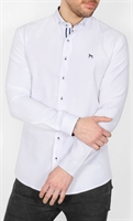Picture of Bewley & Ritch Shirt Aland B White