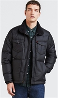 Picture of Levi's Jacket Down Barstow Puffer Coat Black