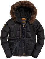 Picture of Superdry Jacket Chinook Black