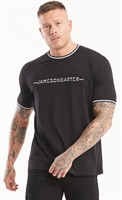 Picture of Jameson Carter T-Shirt Basinghall Black