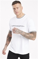 Picture of Jameson Carter T-Shirt Basinghall White