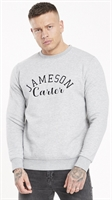 Picture of Jameson Carter Sweatshirt Barts Grey Marl