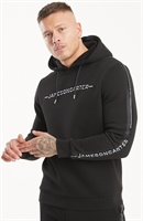 Picture of Jameson Carter Hoody Byward Black