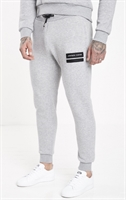 Picture of Jameson Carter Joggers Barnes Tracksuit Pants Grey Marl