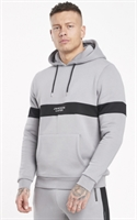 Picture of Jameson Carter Hoody Insert Panel Silver Grey