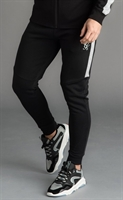 Picture of Gym King Joggers GK Koen Tracksuit Bottoms Black/Char Marl/Grey Marl