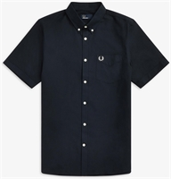 Picture of Fred Perry Shirt Classic Oxford Navy