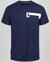 Picture of Luke 1977 T-Shirt Pocket The Difference Navy