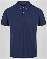 Picture of Luke 1977 Polo Shirt Reefer Navy