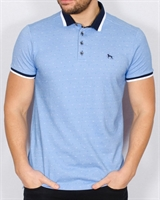 Picture of Bewley & Ritch Polo Shirt Donna Sky