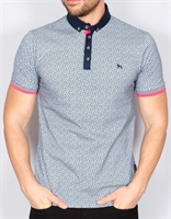 Picture of Bewley & Ritch Polo Shirt Vesper White