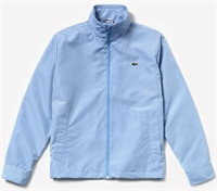 Picture of Lacoste Jacket Short Zip Taffeta Windbreaker Light Blue