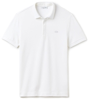 Picture of Lacoste Polo Shirt Paris White