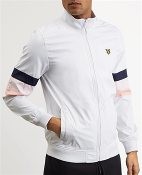 Picture of Lyle & Scott Jacket Track White
