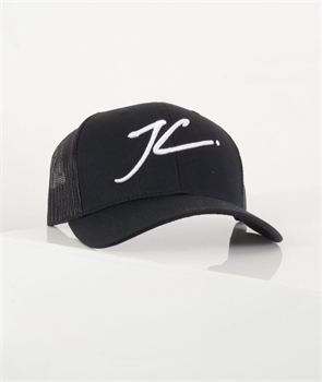 Picture of Jameson Carter Cap Mesh Trucker Black