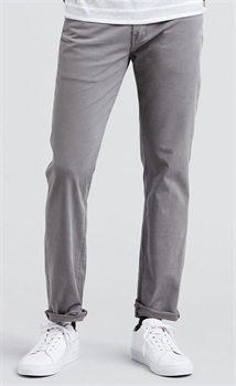 Picture of Levi's Chinos 511 Slim Fit Bi-Stretch Jeans Steel Grey